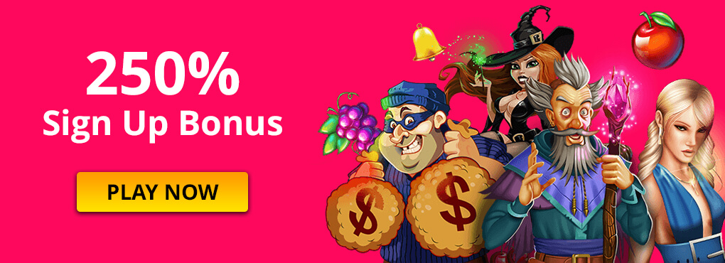Welcome Bonus Slots of Vegas Casino
