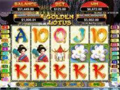 Golden Lotus Slots