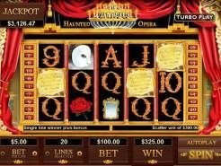 Phantom of the Opera Slots