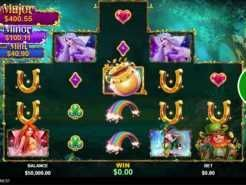 Paddy's Lucky Forest Slots